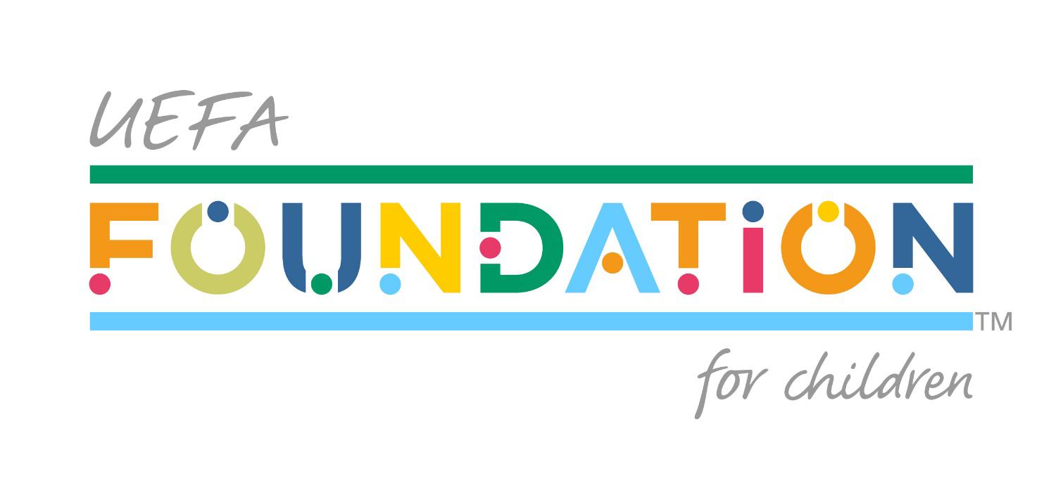 UEFA Foundation for children Homepage [new window]